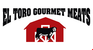 El Toro Gourmet Meats logo