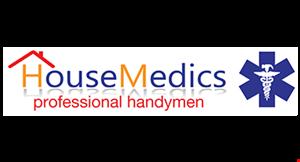 House Medics logo