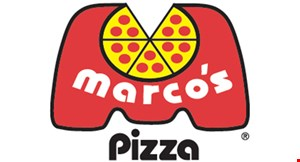 Product image for Marco's Pizza $11.99 Medium Specialty Pizza.
