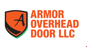 Product image for Armor Overhead Door $25 OFF garage door opener or FREE keyless entry & remote control.