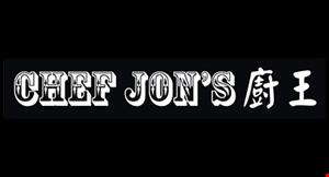 Chef Jon's logo