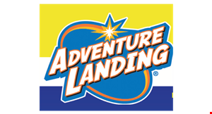 Product image for Adventure Landing - Raleigh $20 off any birthday party