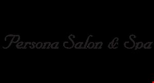 Persona Salon & Spa logo