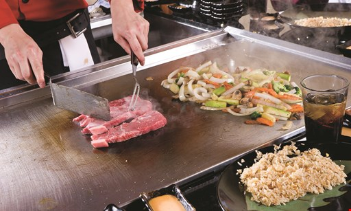 Product image for HIBACHI BUFFET SUSHI & GRILL $1 off purchase of an adult buffet & drinks