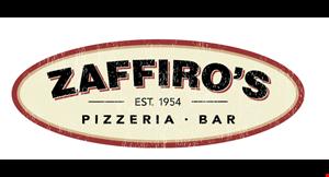 ZAFFIRO'S PIZZA logo