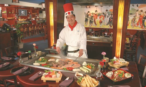 Product image for Fuji Japanese Steak House 15% off any take-out order
