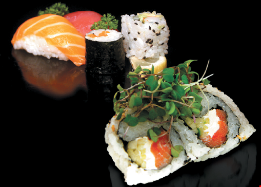 Product image for RB Sushi 20% OFF YOUR ENTIRE MEAL TICKET