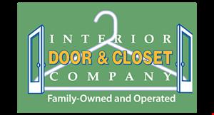 Interior Door & Closet Company logo