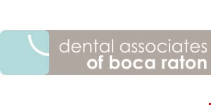 Dental Associates of Boca Raton logo