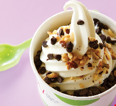 Product image for TCBY Myers Park $1 off any purchase