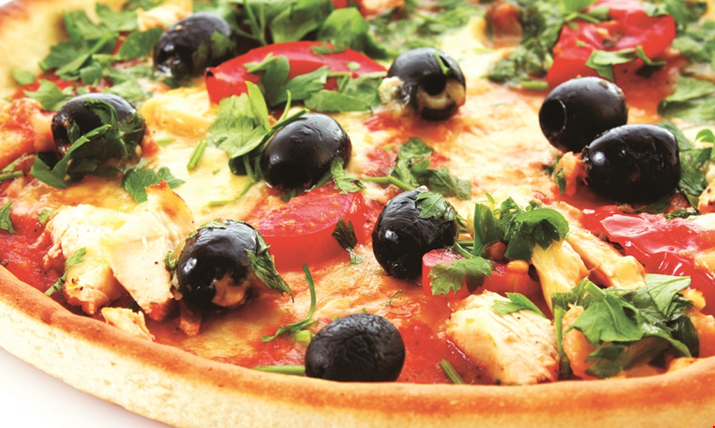 Product image for PIZZERIA AZZURRI $19.99 family special