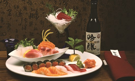 Product image for Noble Japanese Cuisine 30% off sushi selected sushi rolls