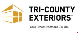 Tri-County Exteriors logo