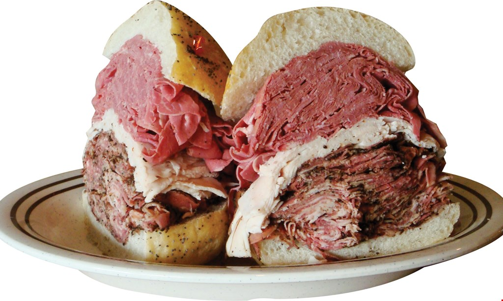 Product image for Dominic's Deli & Eatery $2 OFF any order over $20 dine in & take out only not valid on delivery orders.