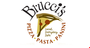 Brucci's Pizza House - Ponte Vedra and Fruit Cove Locations Only logo