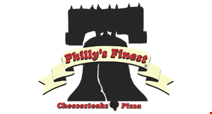 Philly's Finest Cheesesteaks logo