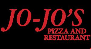 JO JO'S PIZZA logo