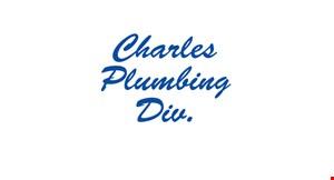 Charles Plumbing logo
