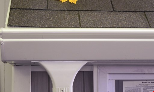 Product image for Leaf Free Gutter Systems, Inc. finance your job for as low as $125 per month