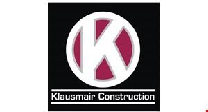Klausmair Construction logo