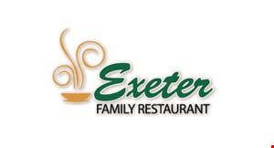 Exeter Family Restaurant logo