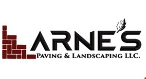 Product image for Arne's Paving & Landscape LLC $500 OFF any project of $5,000 or more