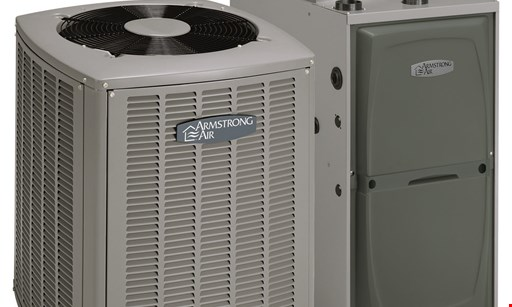 Product image for Rick's Heating & Cooling $250 off new complete HVAC system