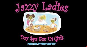 Jazzy Ladies Day Spa logo