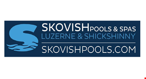 Product image for Skovish Pools & Spas $150 Off with installation.