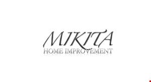 Mikita Doors & Windows logo
