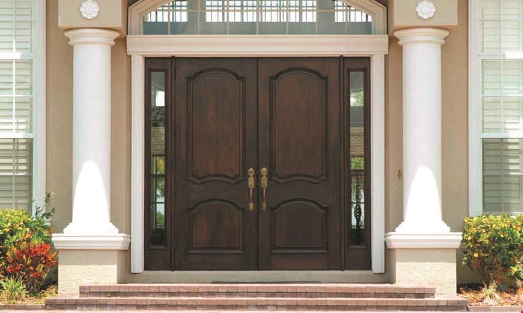 Product image for Mikita Doors & Windows FREE storm door