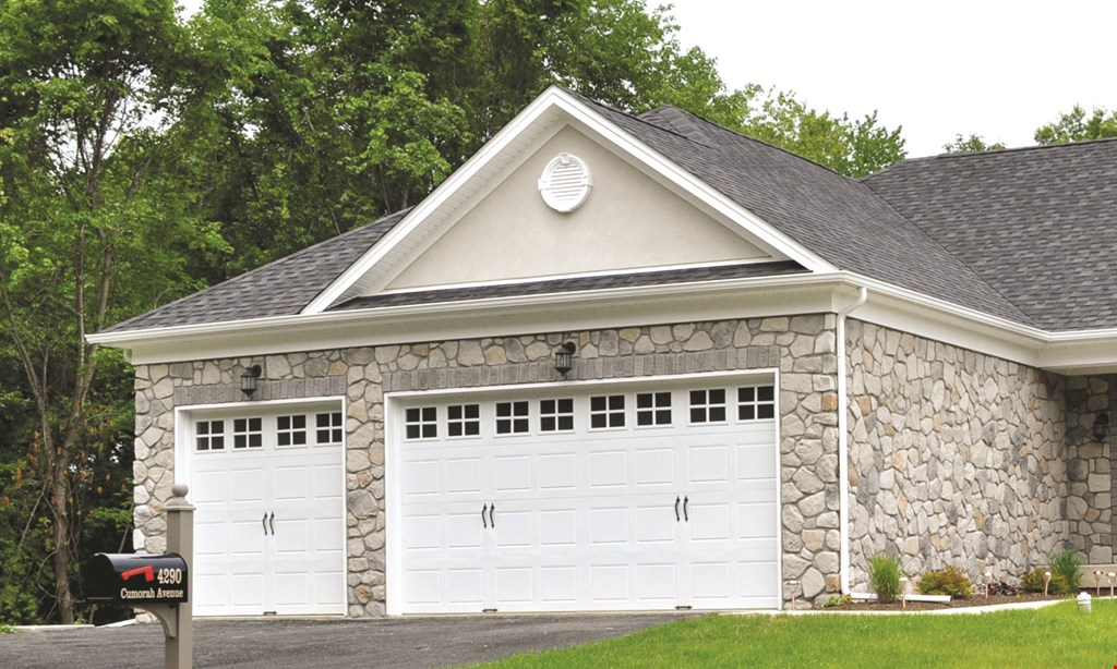 Product image for Rowe Garage Door Co. 10% Off Service Call.