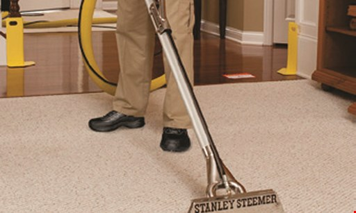 Product image for Stanley Steemer of Syracuse Any cleaning service $20 off orders of $150 or more - $35 off orders of $200 or more - $50 off orders of $300 or more