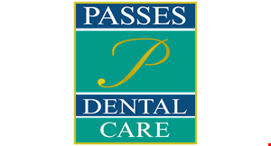 Product image for Passes Dental Care $1,000 off invisalign®