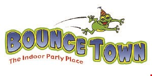 Bounce Town The Indoor Party Place logo