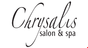 Chrysalis Salon & Spa logo