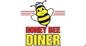 Honey Bee Diner logo