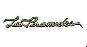 Product image for Las Piramides $6 OFF Any Order of $25 or more.