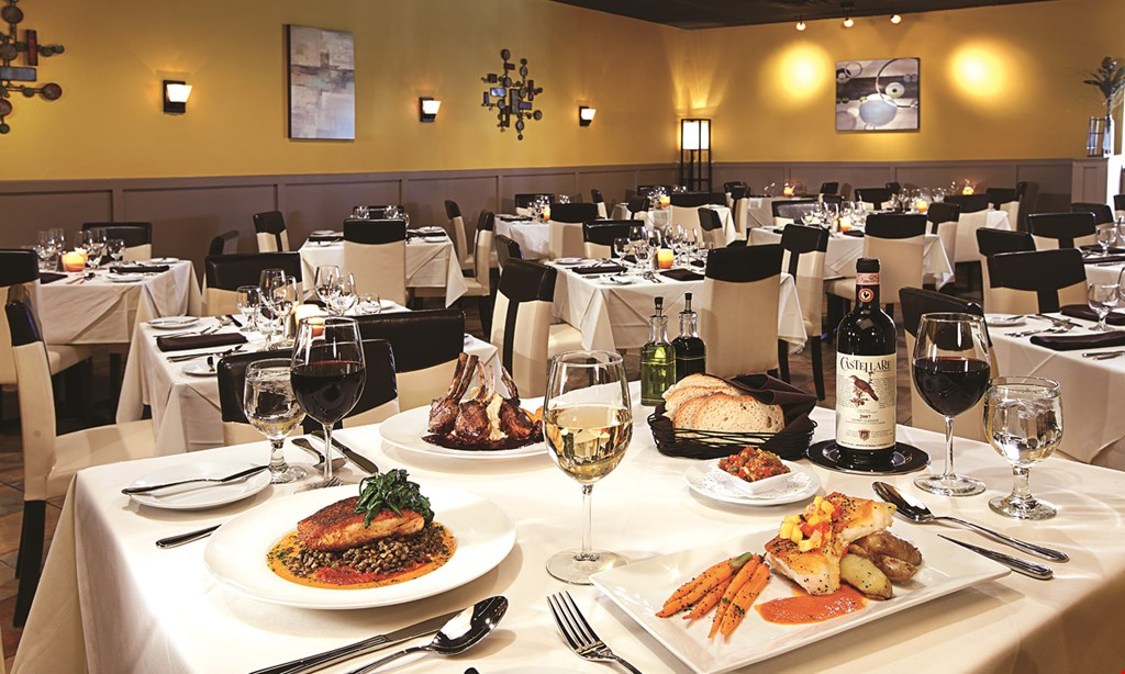 Product image for Grappa '72 Ristorante $19.99 lunch for 2 special