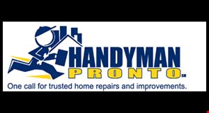 Handyman Pronto logo