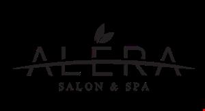 Alera Salon & Spa logo