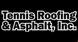 Tennis Roofing & Asphalt, Inc. logo