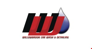 Willowbrook Car Wash logo