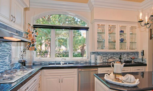 Product image for Boyar's Kitchen Cabinets $500 off kitchen cabinet refacing.
