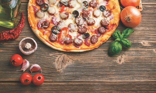 """Product image for Gino Bros. Pizza Bar PICKUP SPECIAL $10.99 +tax 16"""" 12-cut large plain pizza or $12.99 +tax 18"""" 16-cut XL plain pizza."""