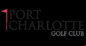 Port Charlotte Golf Club logo