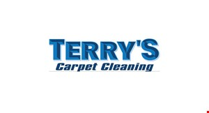 Terry's Carpet Cleaning logo