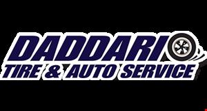 Daddario Tire & Auto Service logo