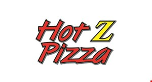 Hot Z Pizza-Fruitville Pike logo