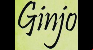 Ginjo Restaurant logo